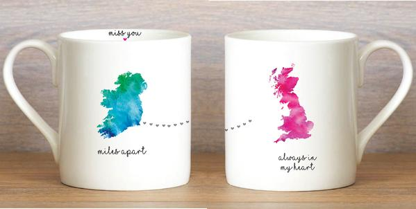 Love the Mug - Miles Apart Great Britain