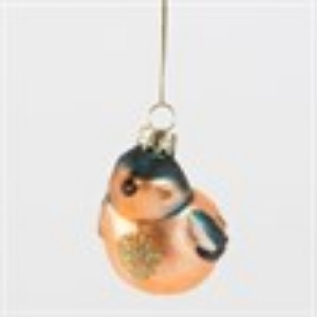 Bird Shaped Bauble
