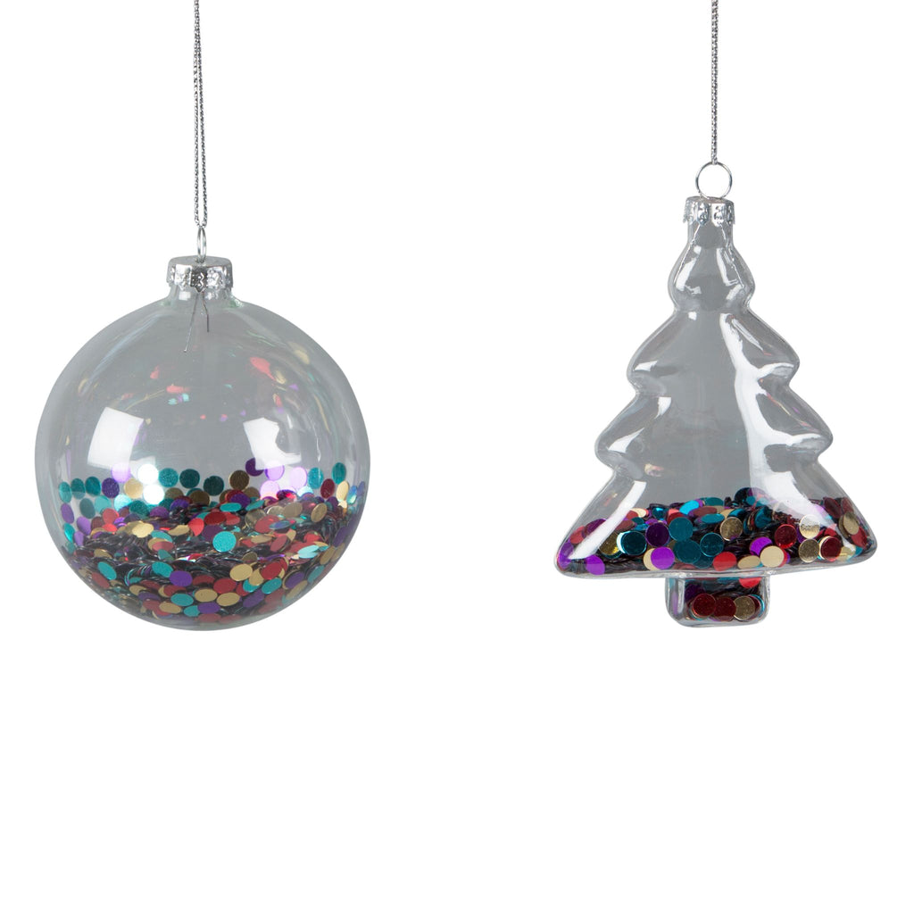 Disco Sequin bauble