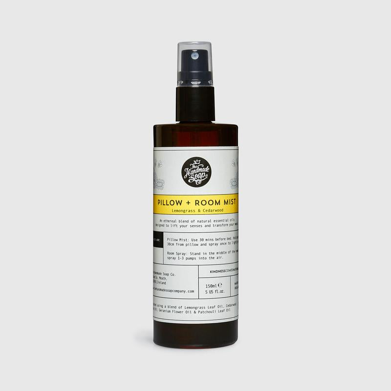 Pillow & Room Mist - Lemongrass & Cedarwood - HSC
