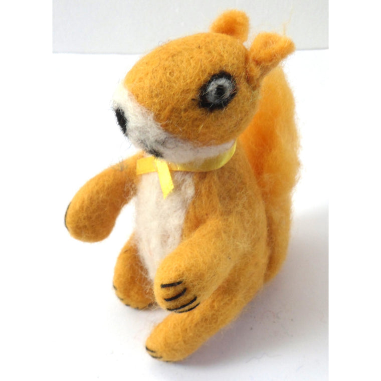 Handmade Felt Animals