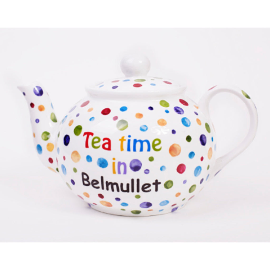 Teatime in Belmullet Mug - pre order for deliver early December