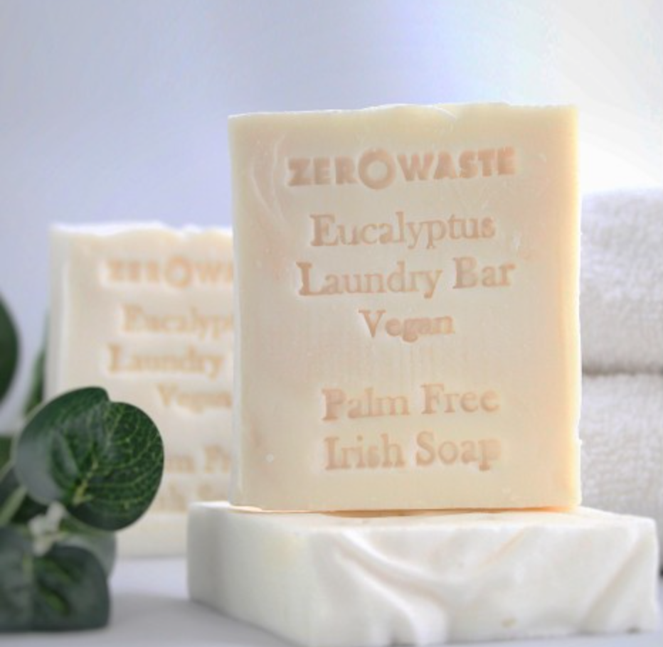 Lemon Palm Free Handmade Irish Soap