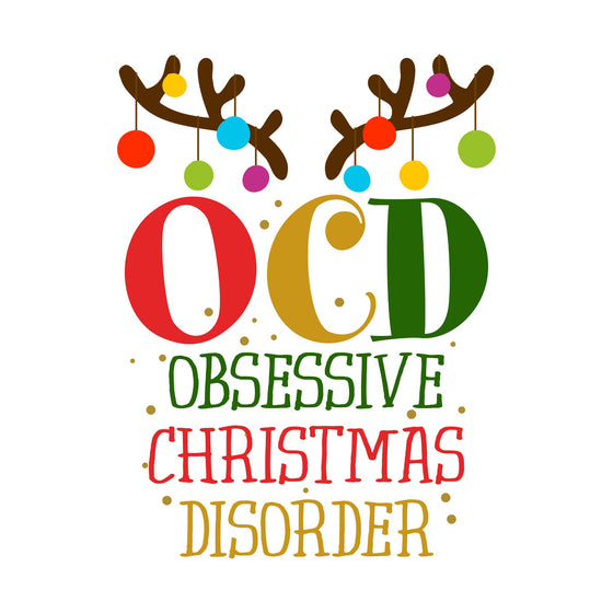 OCD Christmas Cards