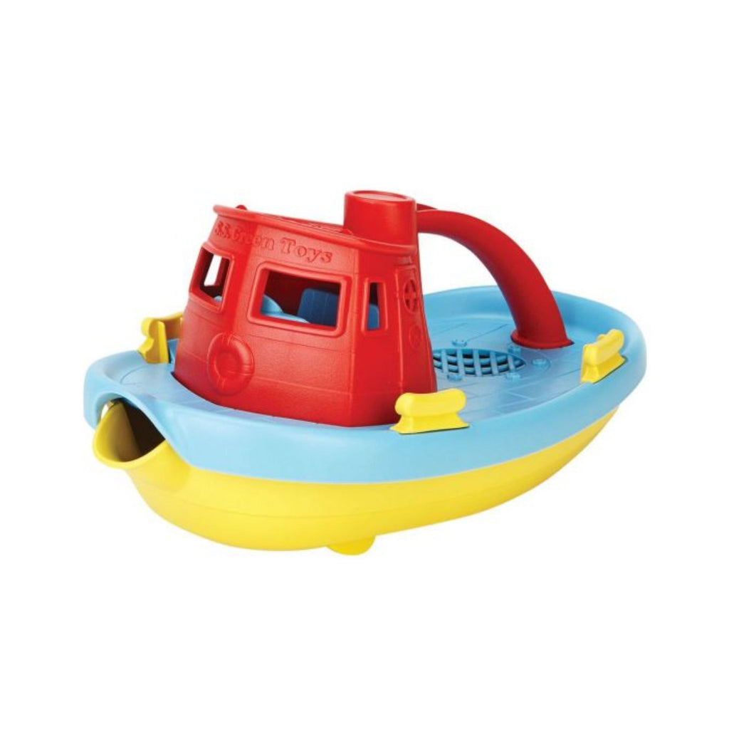 Tug Boat by Green Toys