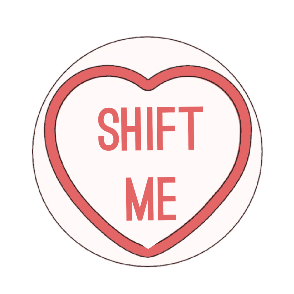 Shift Me Card