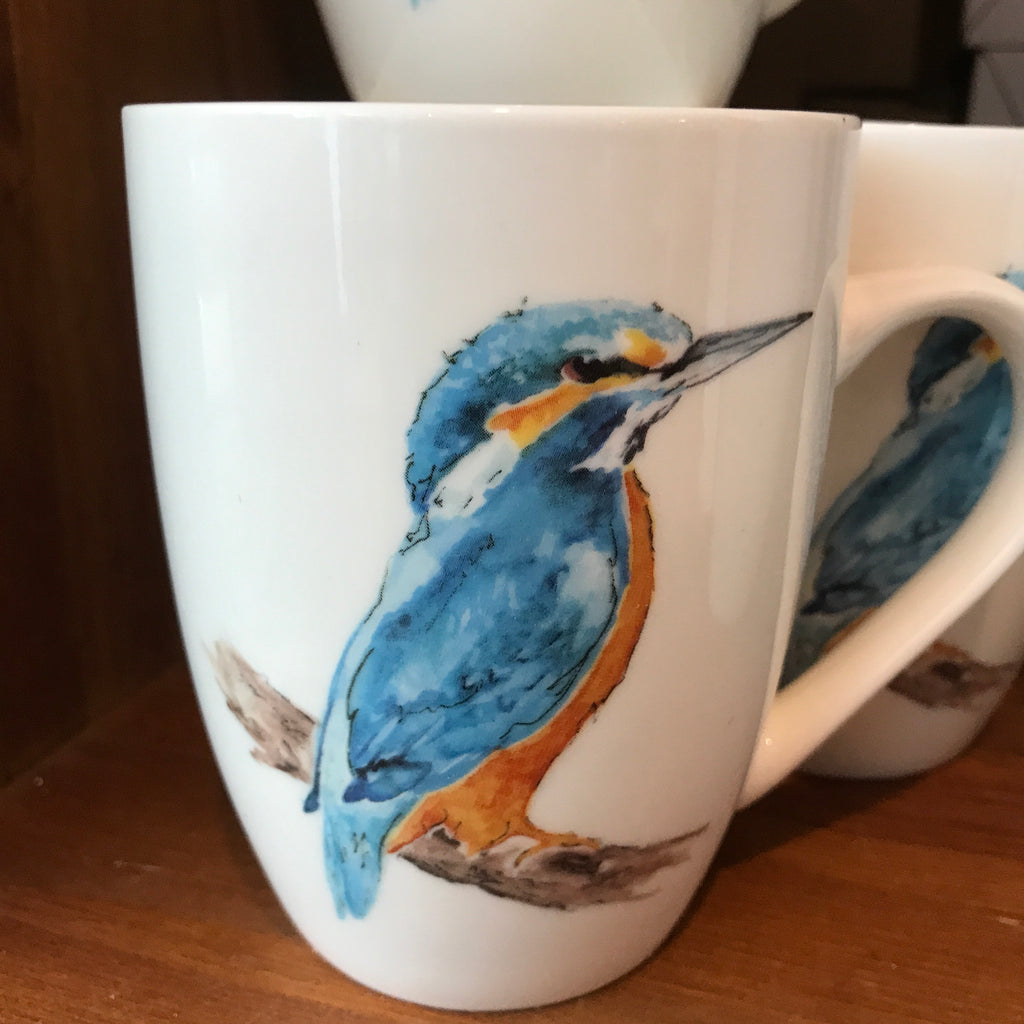 Birds of Ireland Mugs