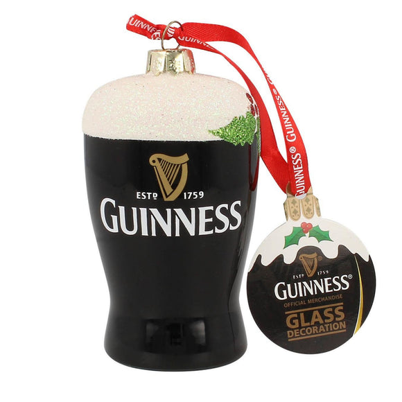 Guinness Pint Bauble