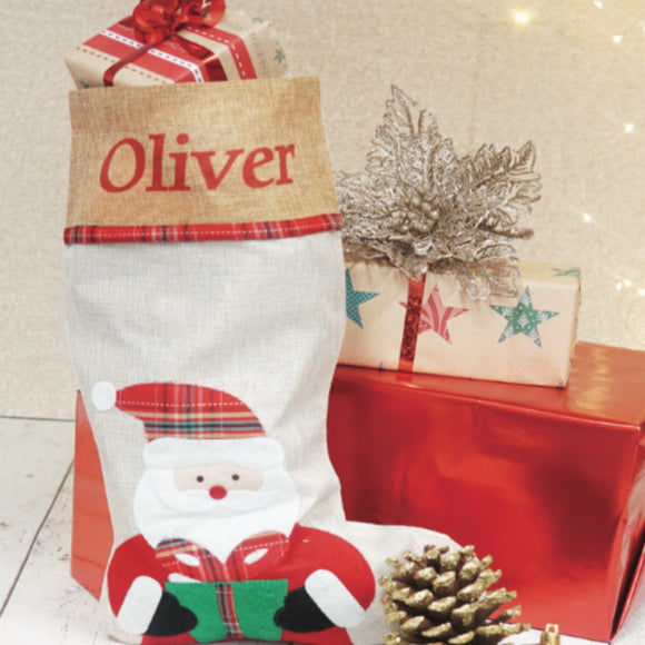 Personalised Xmas Stockings