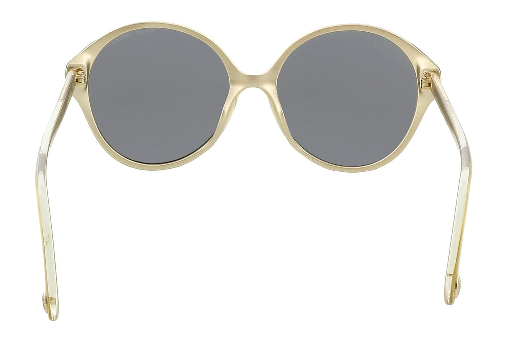 Marc Jacobs MARC366FS 0J5G Gold Round Sunglasses