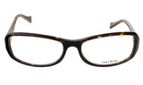 Vera Wang VE 16 TO 54 Tortoise Full Rim Womens Optical Frame