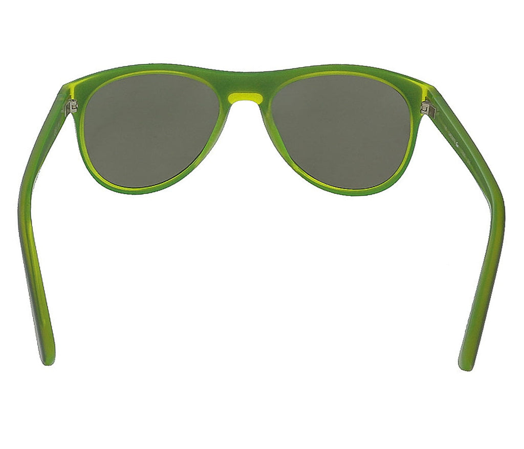 Lacoste L782S 315 Green-Acid Green Rectangle Sunglasses