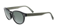 Emporio Armani 0EA4117 57044Z Matte Blonde Havana Rectangle Sunglasses