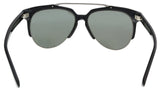 MCM MCM112S 001 Black    Aviator Sunglasses