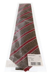 Roberto Cavalli ESZ038 03503 Brown Repp Tie at