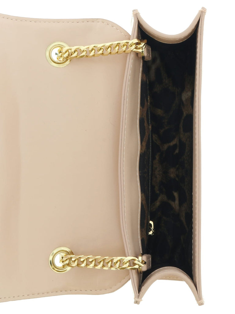 Roberto Cavalli HXLPB9 014 Nude Shoulder Bag at