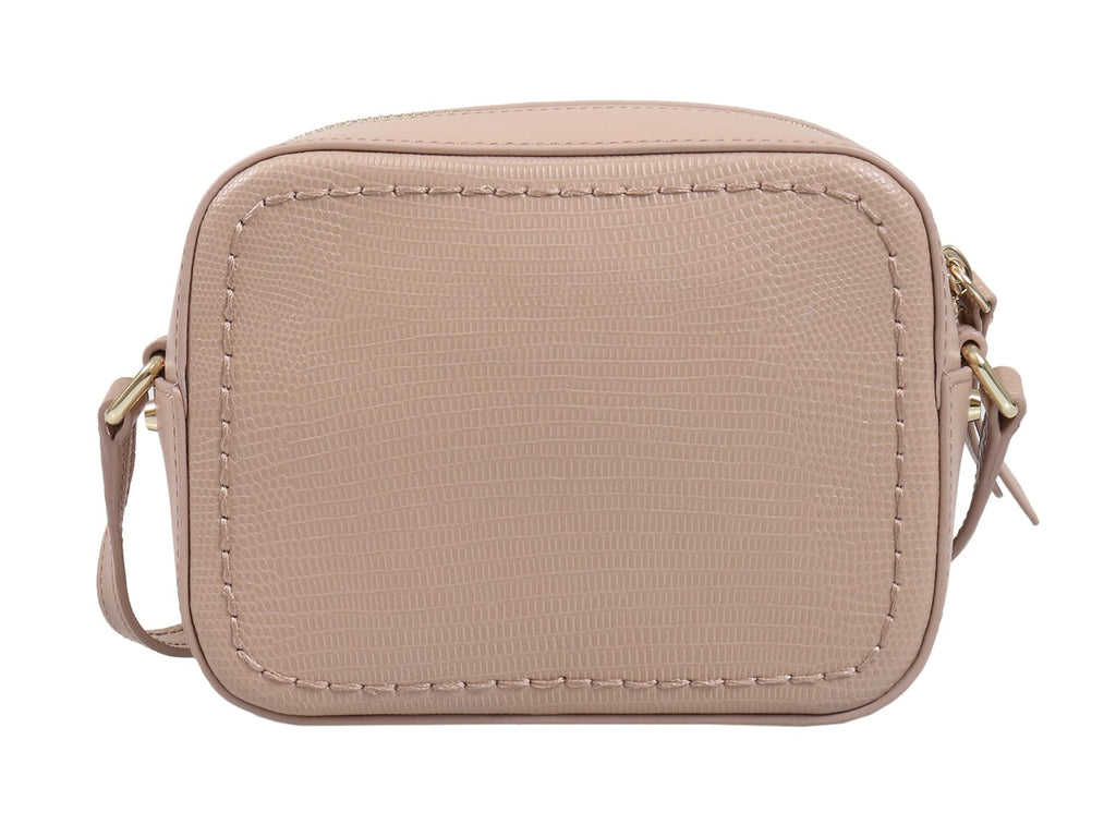 Roberto Cavalli HXLPE0 020 Beige Shoulder Bag at