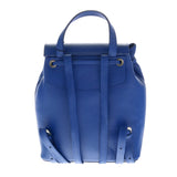 Pierre Cardin 1744 AZZURRO Royal Blue Backpack Handbags at