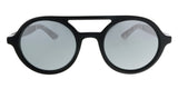 Jimmy Choo BOB/S 807 Black Round Sunglasses at