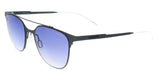 Carrera 116/S RFB Matte Grey Square Sunglasses at 52.37
