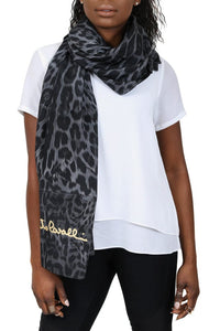 Givenchy 1212GV SD266 1 Navy Blue Scarf