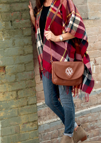 Camel Anna Cross body