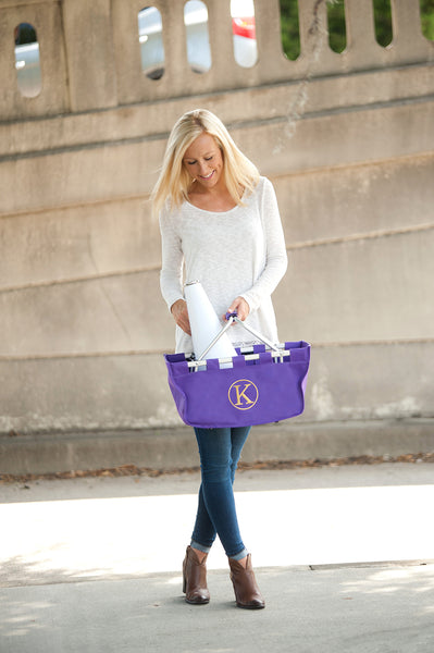 Market Tote - 8 Colors - Sweet Southern Sparkle