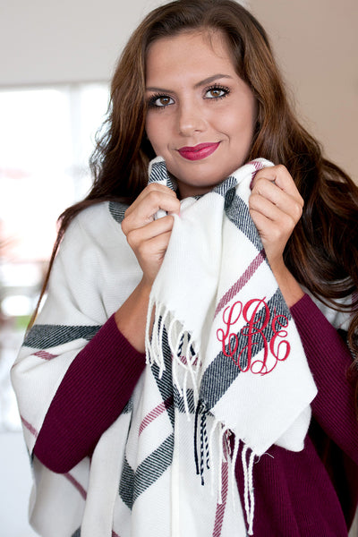 Kennedy Shawl| Sweet Southern Sparkle| Online Boutique
