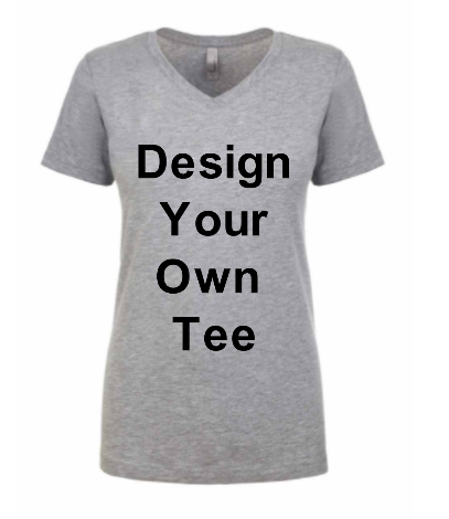 Design Your Own V-Neck Tee - Sweet Southern Sparkle