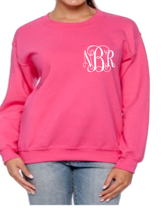 Fun small pocket size monogram. Choose your color and personalize