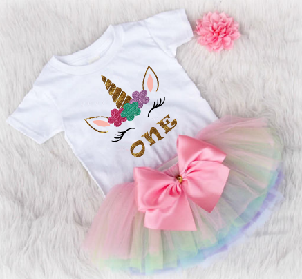 Unicorn Birthday Shirt - Sweet Southern Sparkle