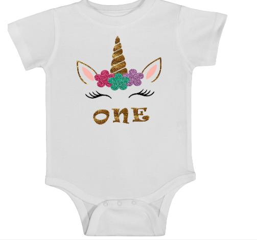 Unicorn Birthday T Shirt Sweet Southern Sparkle