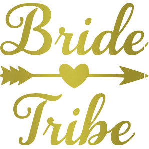 Bride Tribe Decal - Sweet Southern Sparkle