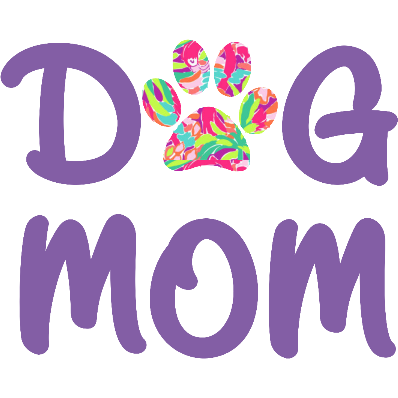 Dog Mom Lilly Inspired Decal - Sweet Southern Sparkle