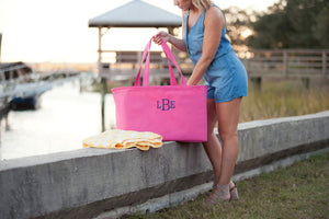 Monogram Ultimate Utility Tote Bag