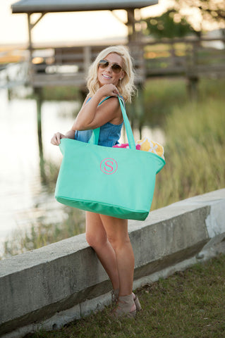 Mint Ultimate Beach Tote