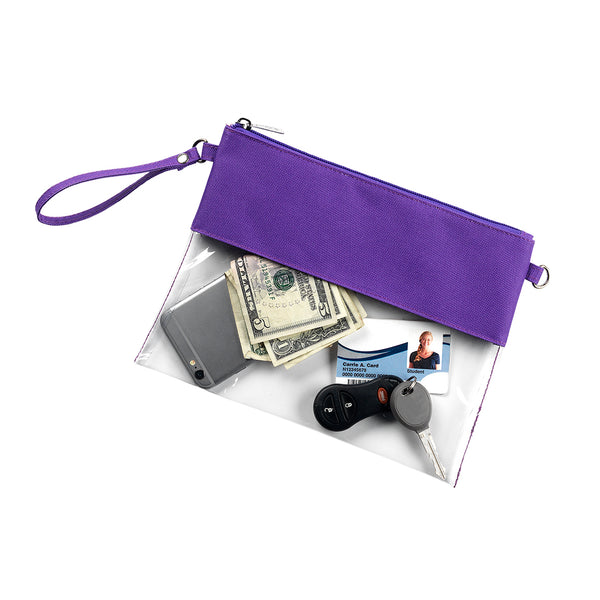 Purple Stadium Purse|Game Day Bag|Accessories|Football
