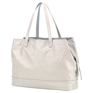 Vegan Leather Weekender - 3 Colors