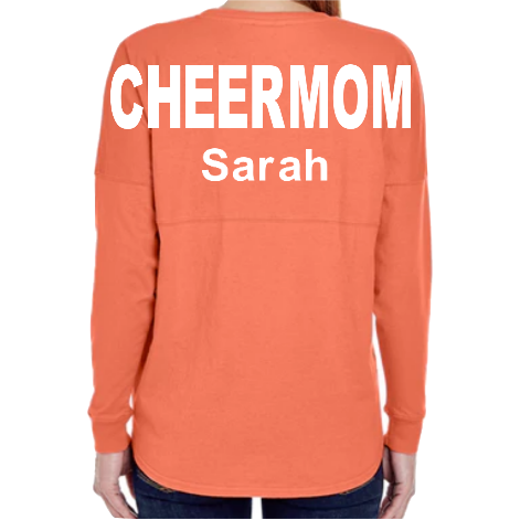 Proud Parent Spirit Jersey - Sweet Southern Sparkle