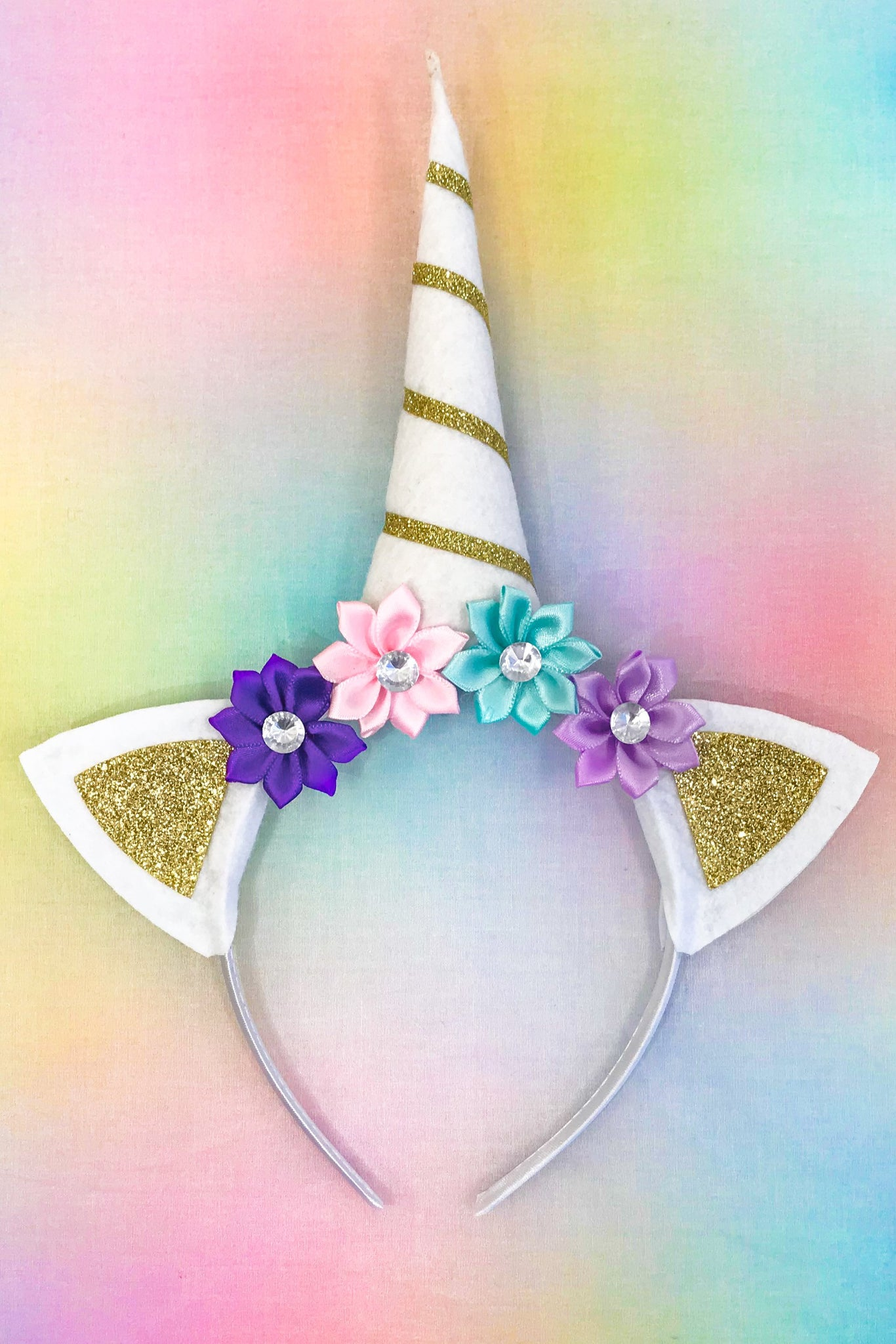 Girl's Unicorn Headband