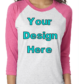 Design Your Own Raglan - Sweet Southern Sparkle