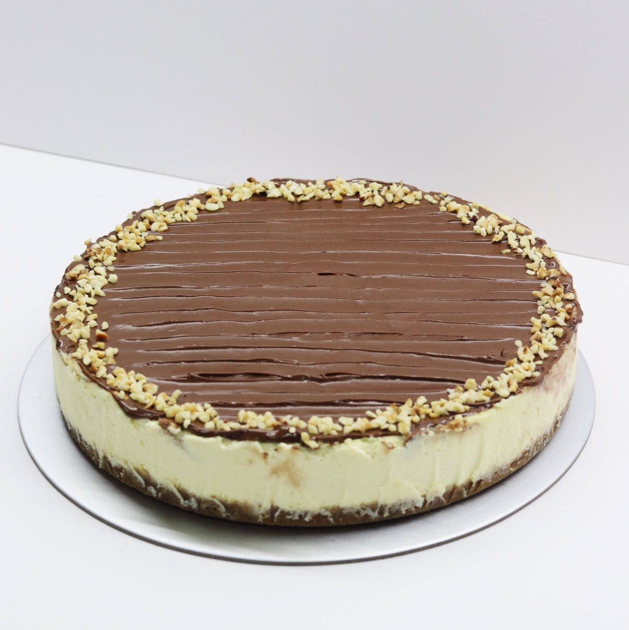 Nutella Cheesecake - Cake Delights Bakery