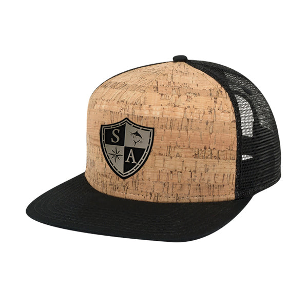 Cork Snap Back Hat