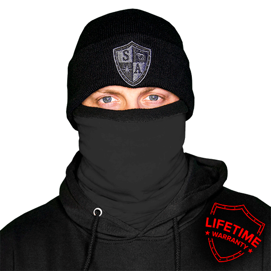 Thermal Fleece | Tactical Black