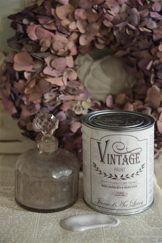 Vernice Faded Lavender