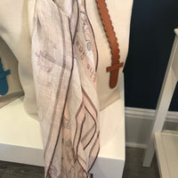 Nantucket Linen Scarf