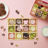 A Little Something Chocolate 150-Piece Mini Puzzle
