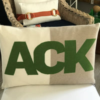 ACK Cashmere Pillow
