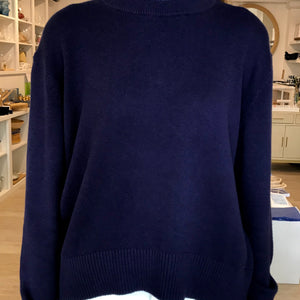 Centre Pointe Cotton Sweater