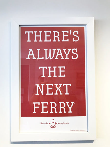Next Ferry Nantucket - Nantucket Red